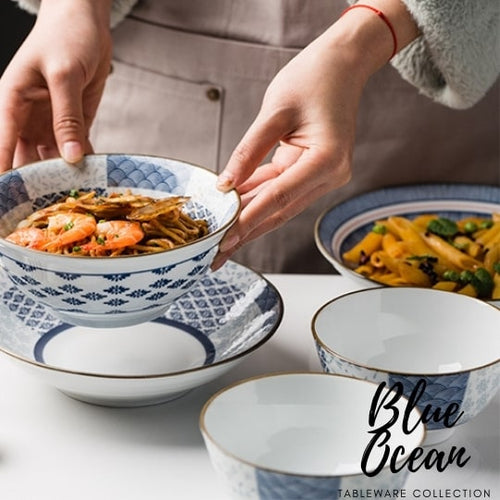 TAO Singapore: TAO Choice - Blue Ocean Tableware Collection