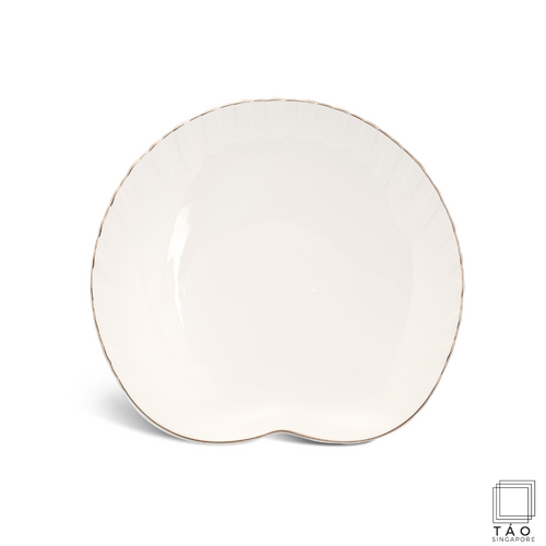 Fish & Clam: Breakfast Plate (20cm)