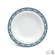 Load image into Gallery viewer, Annam Bird: Deep Soup Plate 23cm (Minh Long I)