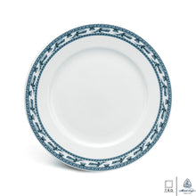 Load image into Gallery viewer, Annam Bird: Flat Round Plate 25cm (Minh Long I)