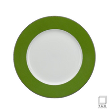 Load image into Gallery viewer, Jasmine: Flat Round Plate (28cm) (4791734141028)