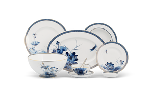 TAO Singapore - Golden Lotus Tableware Collection