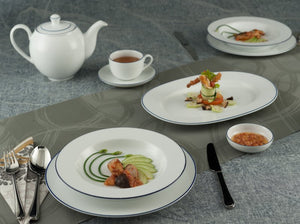 TAO Singapore - Blue Line Tableware Collection