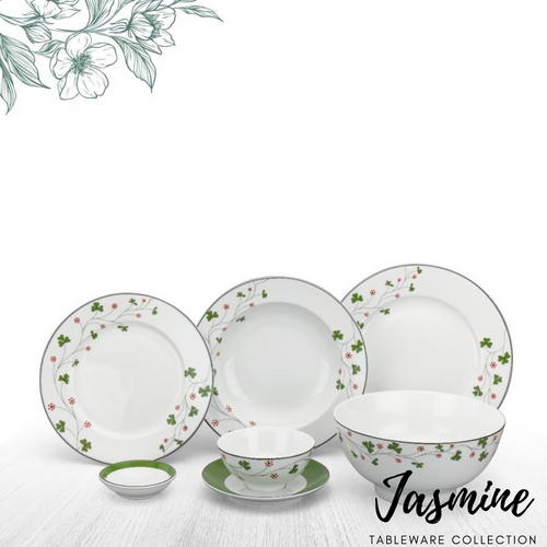 TAO Singapore: Minh Long I - Jasmine Tableware Collection