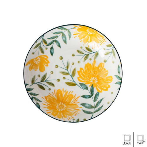 Sunflower: Pasta Plate 17.5cm (TAO Choice)