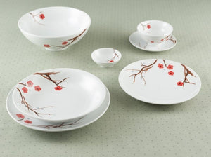 TAO Singapore Pink Ochna Tableware Collection