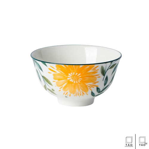 Sunflower: Rice Bowl 11.5cm (TAO Choice)