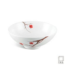 Load image into Gallery viewer, Pink Ochna Soup Bowl 15cm