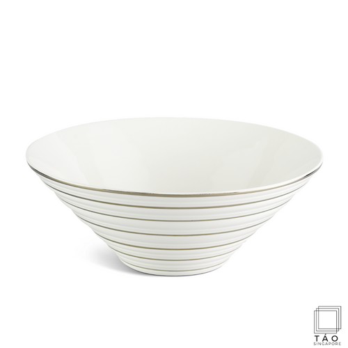 Fish & Clam: Soup Bowl (26cm) (4802843312228)