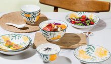 Load image into Gallery viewer, TAO Singapore: TAO Choice - Sunflower Tableware Collection