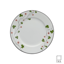 Load image into Gallery viewer, Jasmine: Flat Round Plate (20cm)