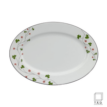 Load image into Gallery viewer, Jasmine: Oval Plate (32cm) (4791731257444)
