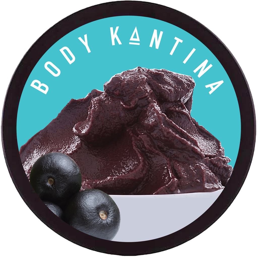 ACAI BERRIES BODY BUTTER - Body Kantina