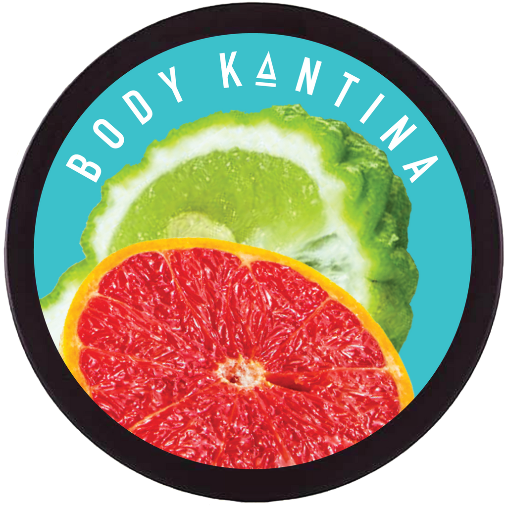 BERGAMOT + GRAPEFRUIT BODY BUTTER - Body Kantina