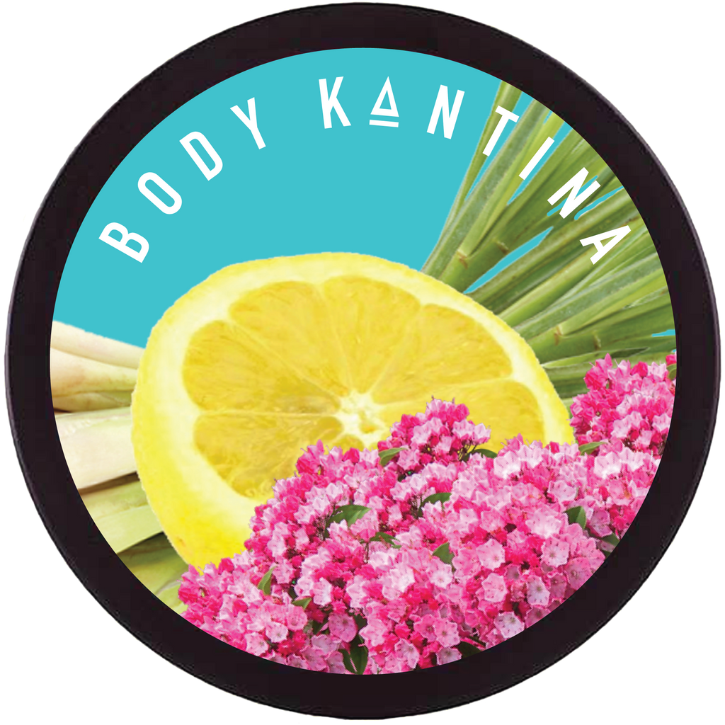 LEMONGRASS + VERBENA BODY BUTTER - Body Kantina