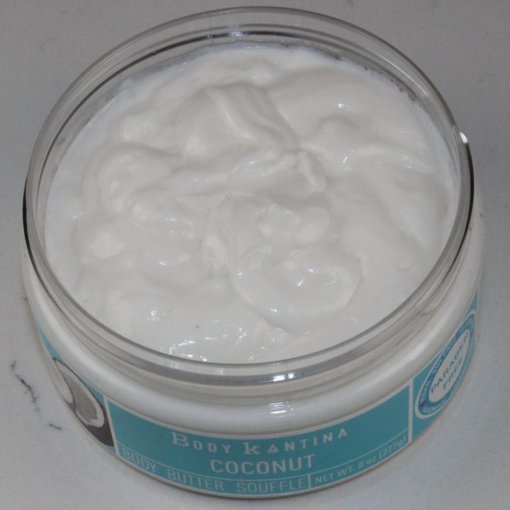 COCONUT BODY BUTTER - Body Kantina