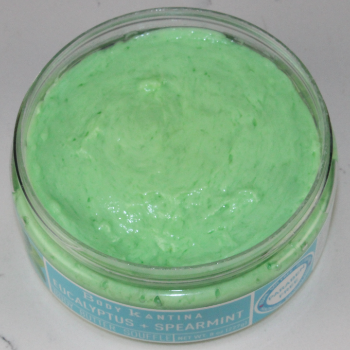 EUCALYPTUS + SPEARMINT BODY BUTTER - Body Kantina