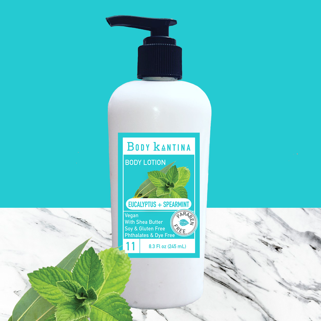 EUCALYPTUS + SPEARMINT LOTION - Body Kantina