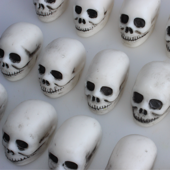 SKULL SOAP  PEPPERMINT CANDY - Body Kantina