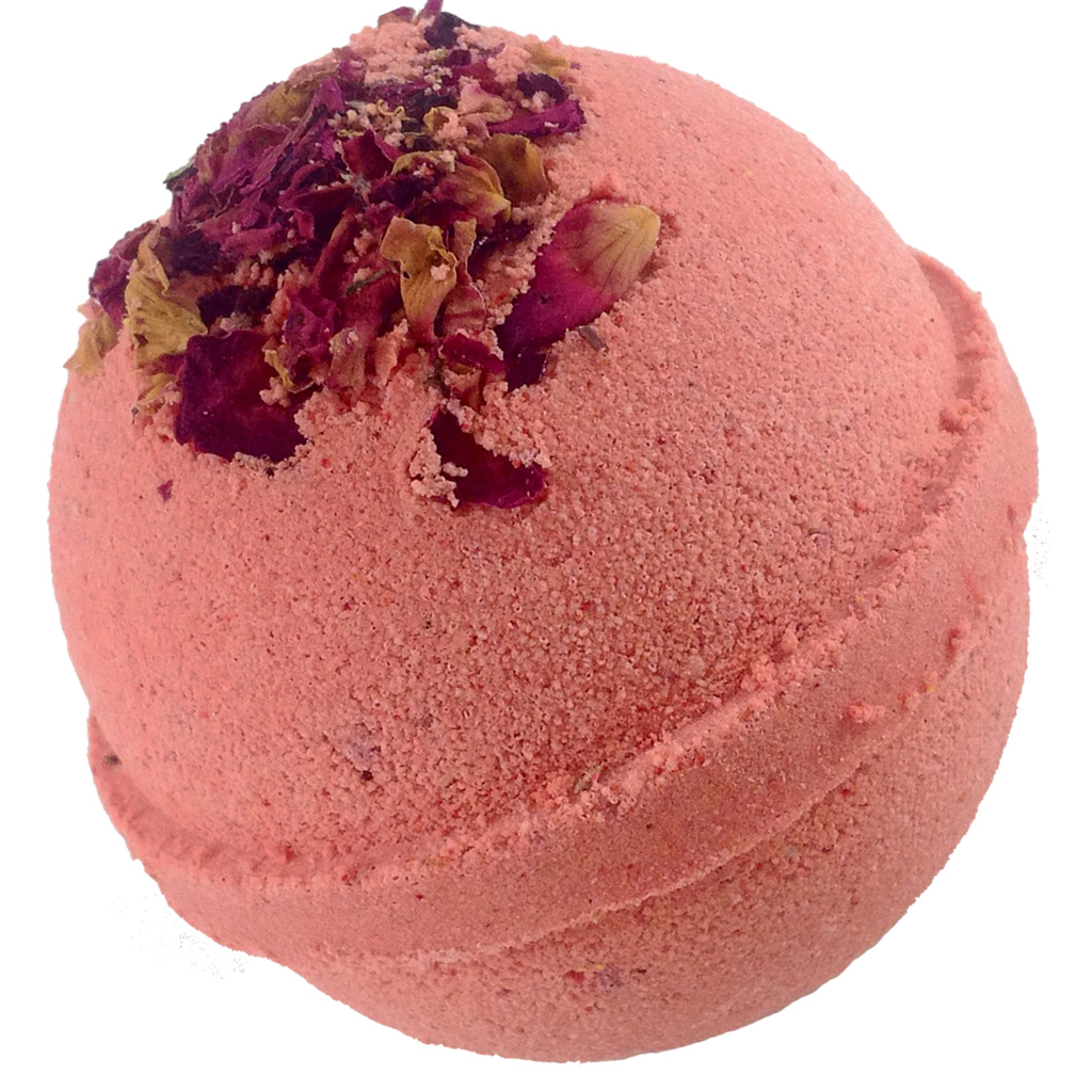 TEA ROSE BATH BOMB - Body Kantina