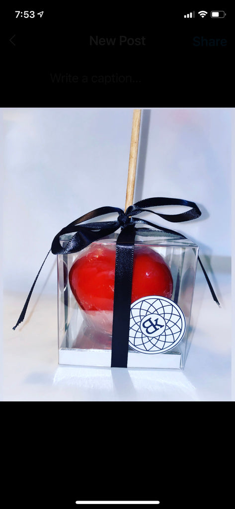 CANDY APPLE SOAP