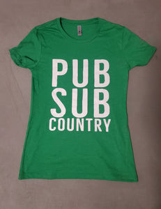 Pub Sub Country Tee