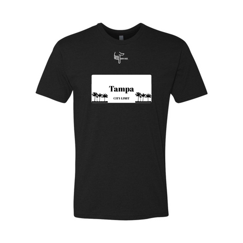 Tampa City Limit Tee