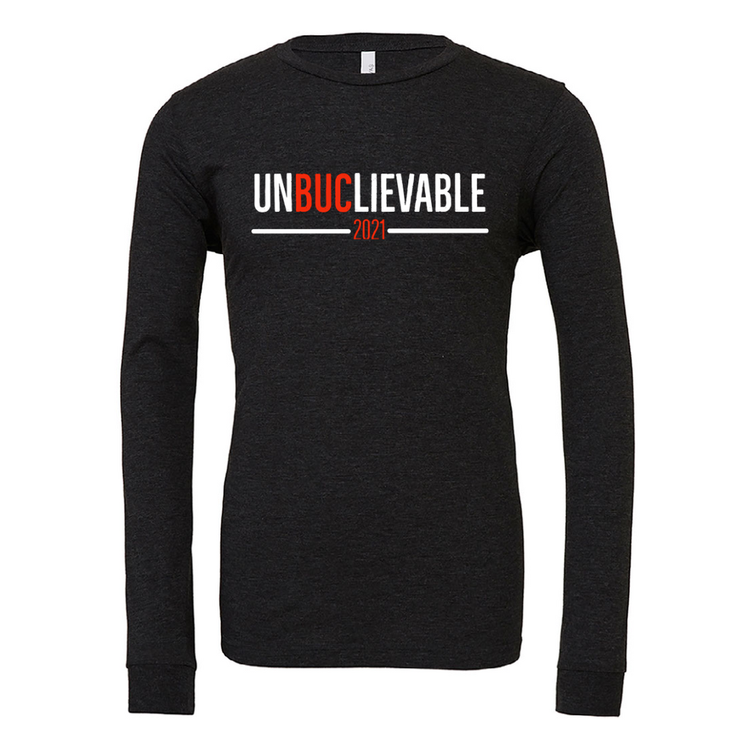 UnBUClievable 2021 Unisex Long Sleeve Tee