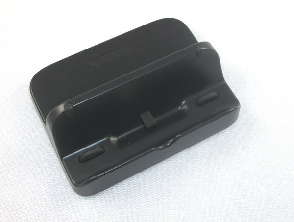 New OFFICIAL Wii U GamePad Docking Charge Cradle WUP-014 Black