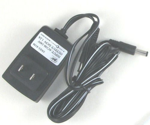 NEW Sega Genesis 1 AC Adapter Power Cord First Generation MK-1601
