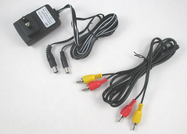 New NES Original NES Hookup Connection Kit AC Adapter Power Cord AV Cable