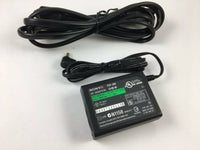 NEW OFFICIAL SONY PSP-380 PSP AC Adapter Battery Charger Cord Plug