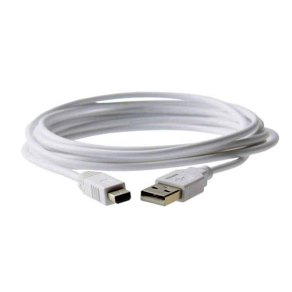 New Wii U USB Charge Cable for GAMEPAD - 6 Feet Play and Charge USB