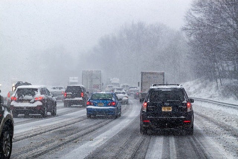 Winter Storms + Stranded Motorists = Hungry People