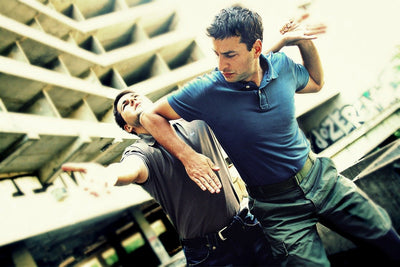 Could you defend yourself from an attacker?