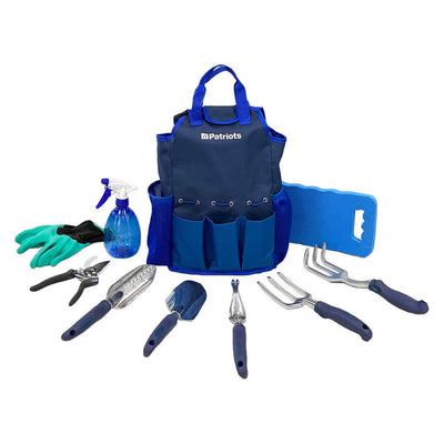4Patriots Gardening Tool and Storage Set