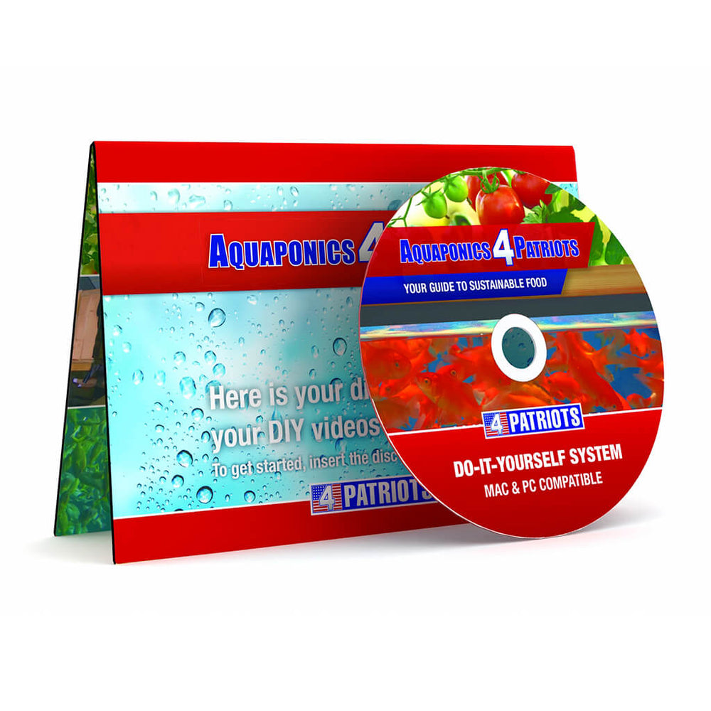 Aquaponics Instructional DVD