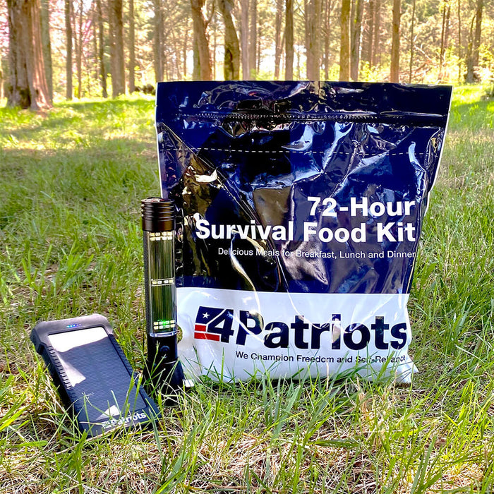 Survival Starter Bundle