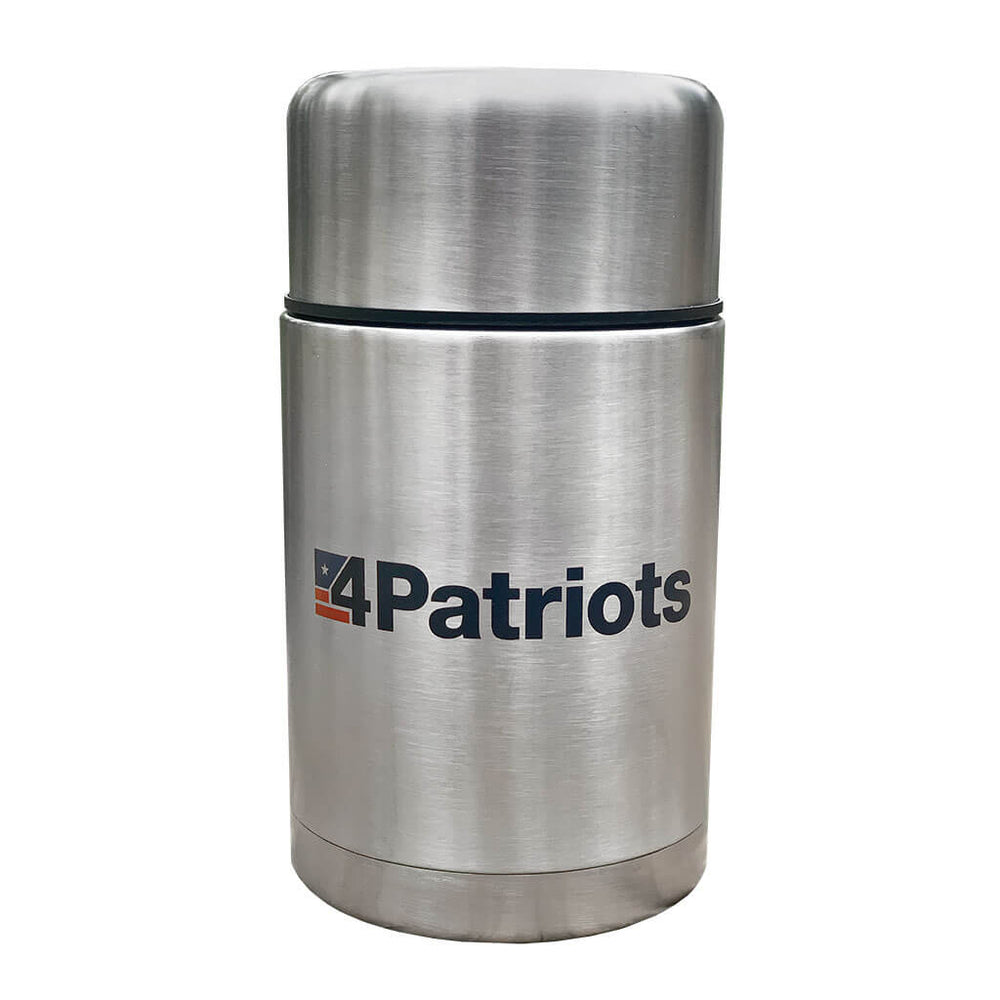 4Patriots Insulated Food-Storage Container 33oz