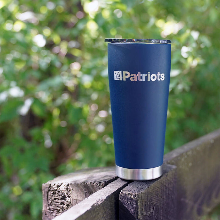 4Patriots Stainless Steel Travel Tumbler