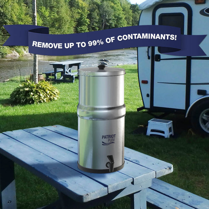 Patriot Pure Ultimate Water Filtration System