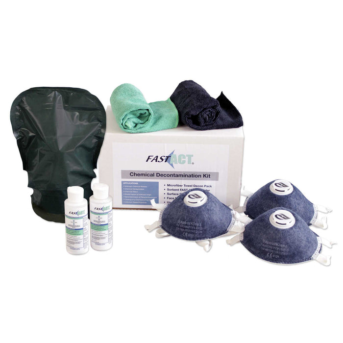 FAST-ACT Chemical Decontamination Kit