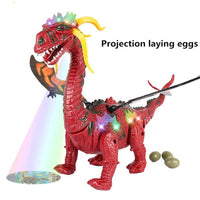 Walking Led Dinosaur Toy