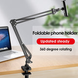 Foldable Phone Tablet Mount Holder