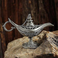 Home decoration Collection Vintage Aladdin Lamp