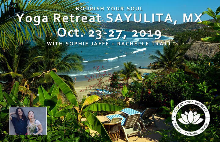 Nourish Your Soul - Sayulita October