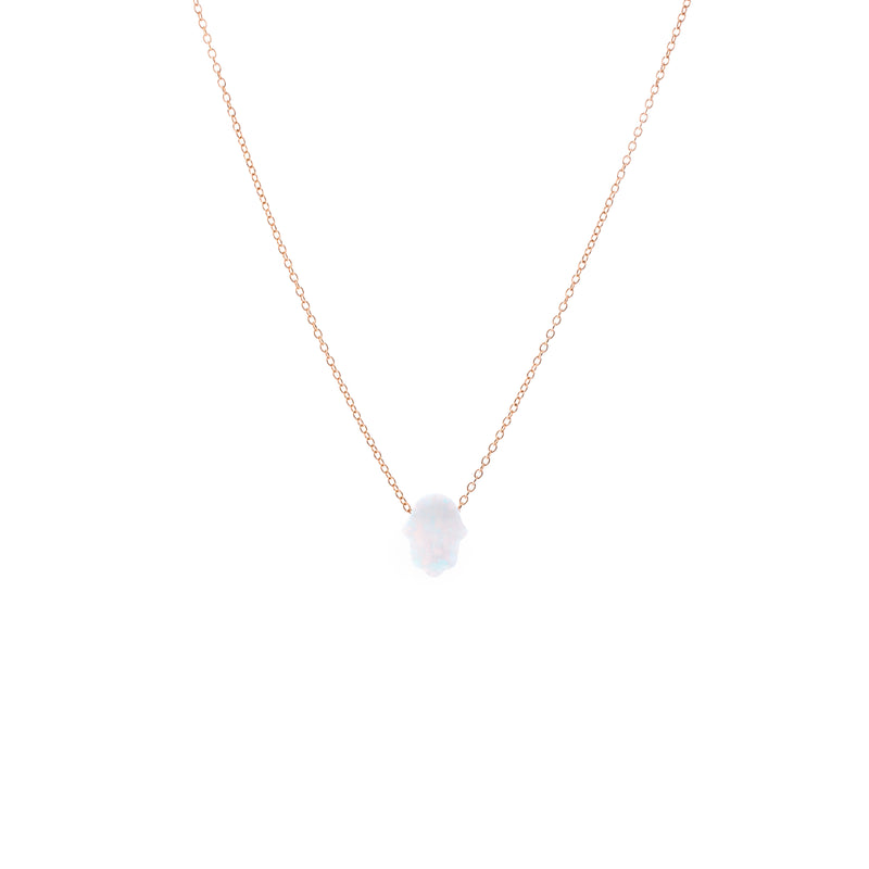 The Mini Leah Necklace - The Neshama Project
