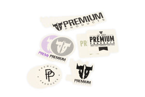 10 Piece Premium Sticker Pack