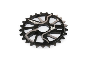 Product image Premium Gnarstar Sprocket 25t Smoke Silver 3qtr