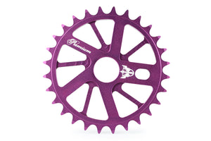 Product image Premium Gnarstar Sprocket 28t Purple